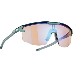 Julbo Ultimate Reactiv Performance 1-3 HC Sonnenbrille blau/grün